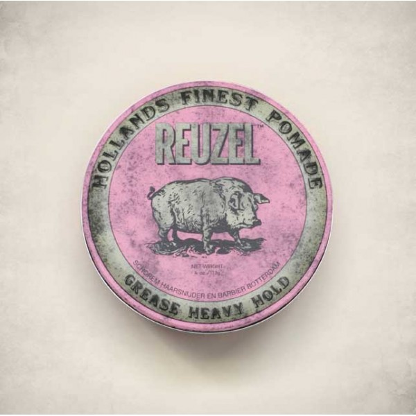 Reuzel Pink Heavy Hold 4oz