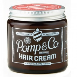 Pomp & Co Hair Cream 4oz