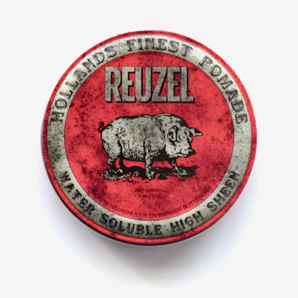 Reuzel Pomade Red 4oz